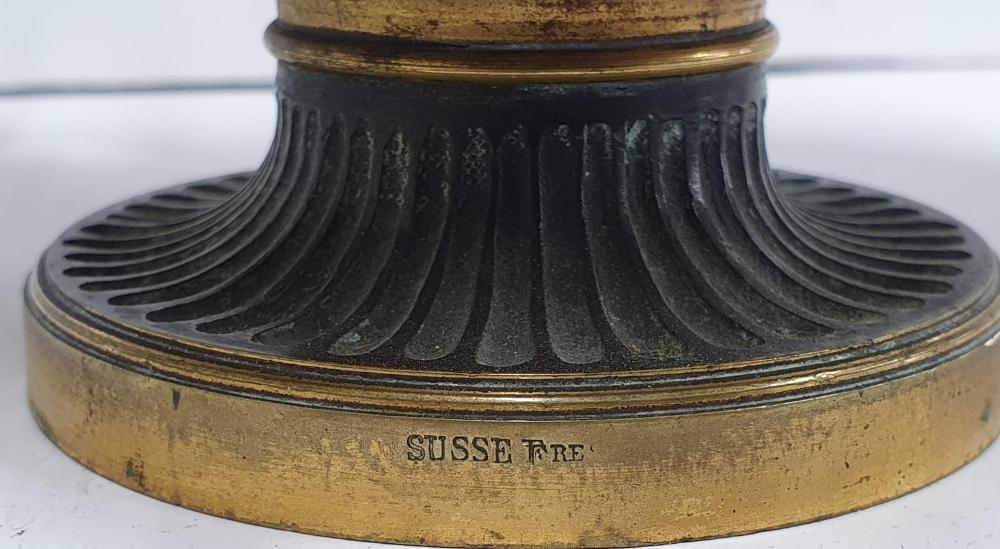 Stunning, finely cast Victorian bronze 2-handled bowl, 16 cm diameter - Image 4 of 4