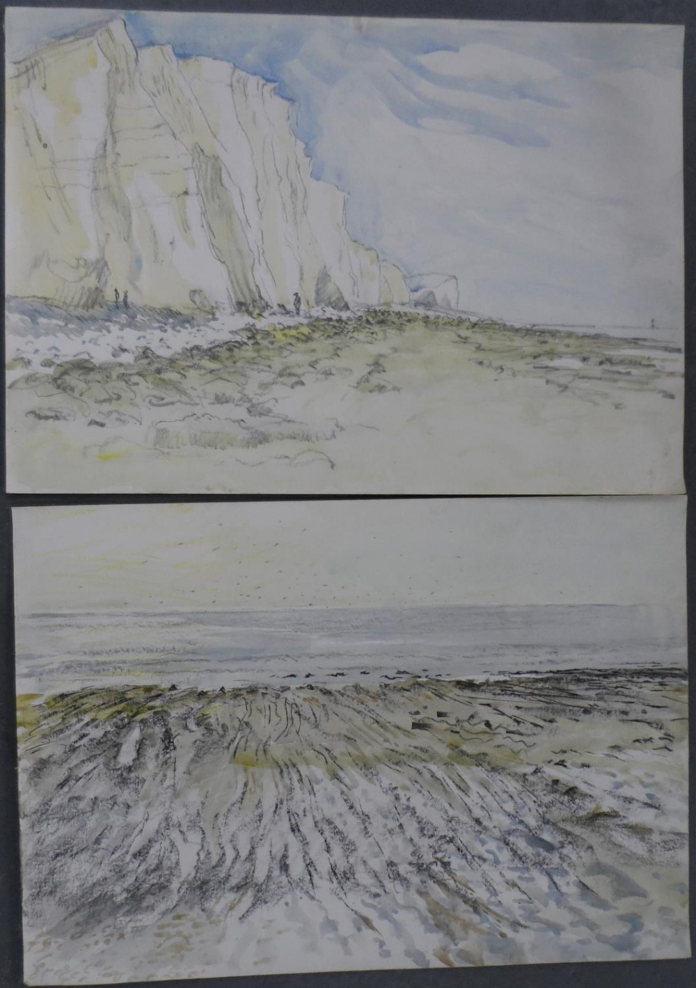 Harry TOOTHILL (Brighton 1917-2001), huge quantity of unframed pencil, ink & watercolours (Qty) - Image 4 of 7