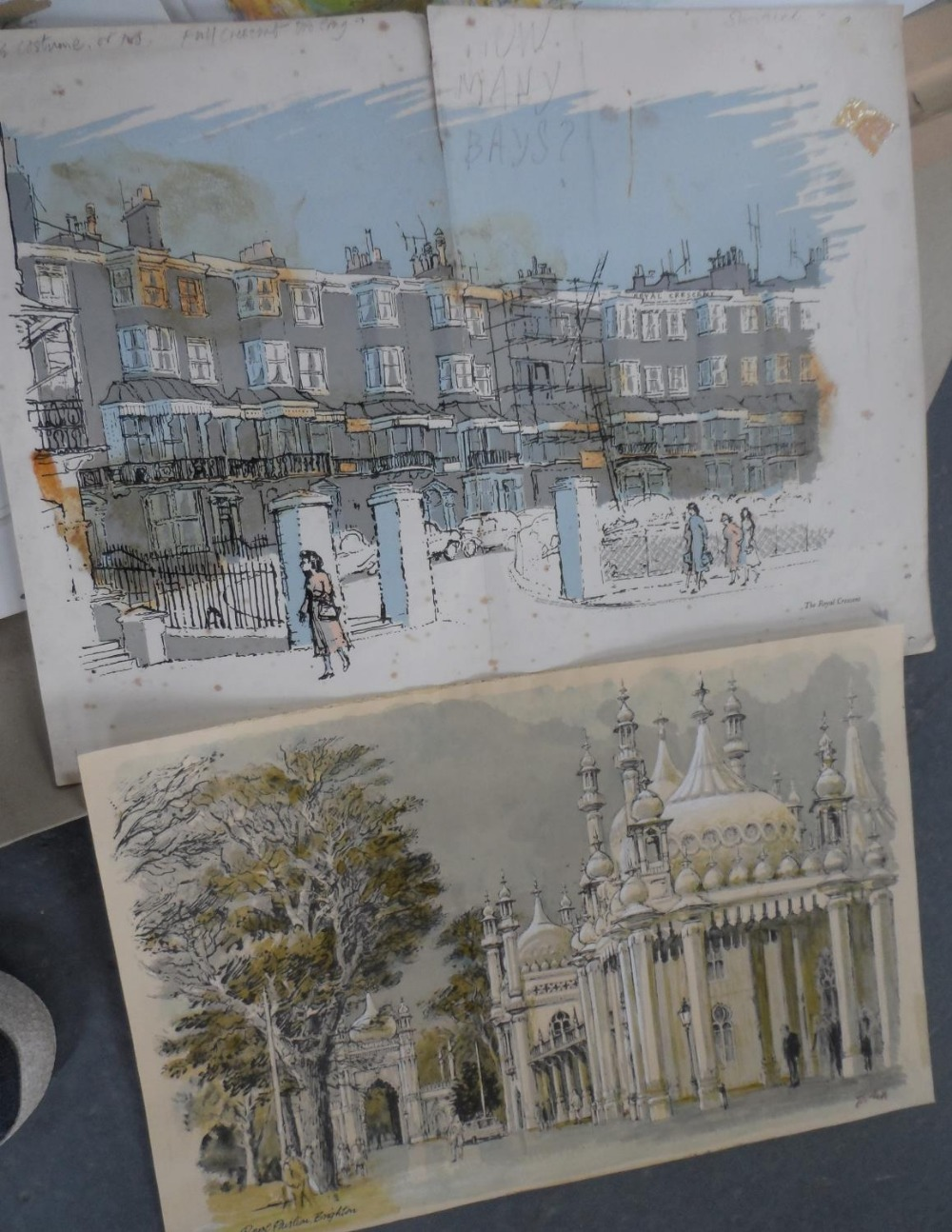 Harry TOOTHILL (Brighton 1917-2001), large quantity of prints (Qty) - Image 5 of 6