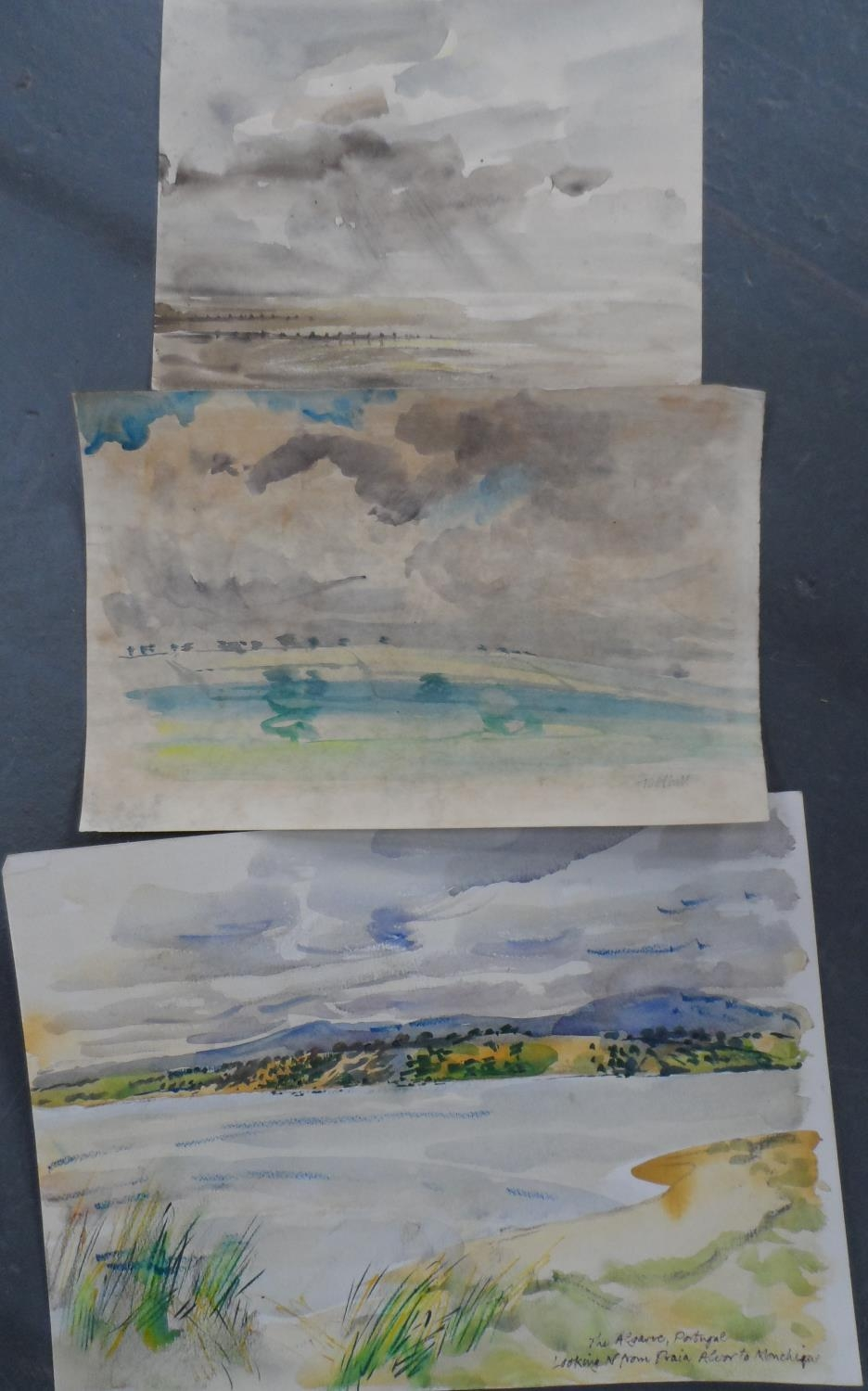 Harry TOOTHILL (1917-2001), collection of 12 good quality unframed watercolours (12) - Image 4 of 6