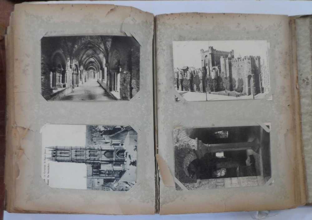 Superb 1920/30s album of mainly Belgium landscapes (Ostend, Bruges, Waterloo, Antwerp etc) & a few - Image 5 of 7