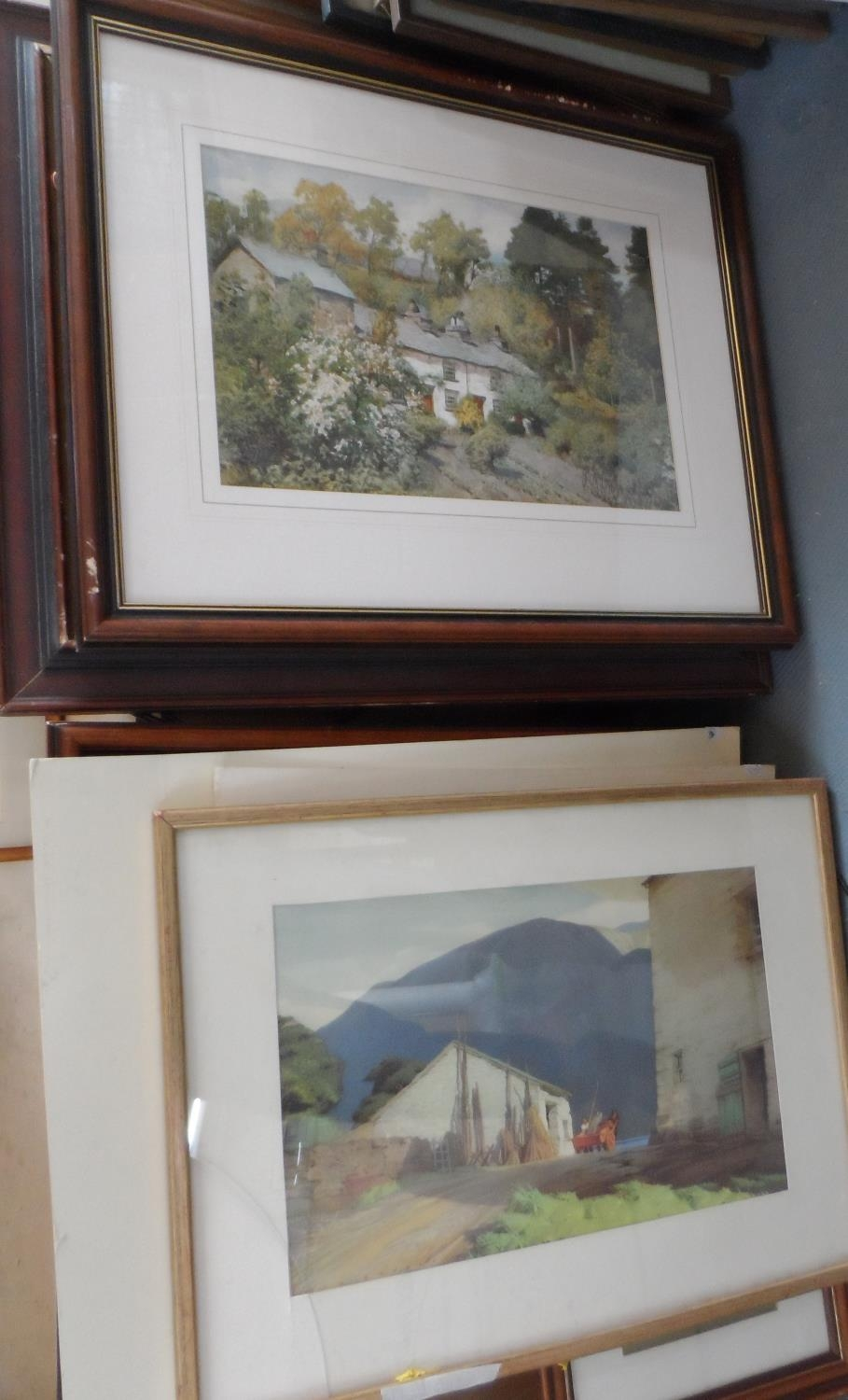 Collection of Heaton Cooper prints, some nicely framed (Qty) - Image 2 of 2
