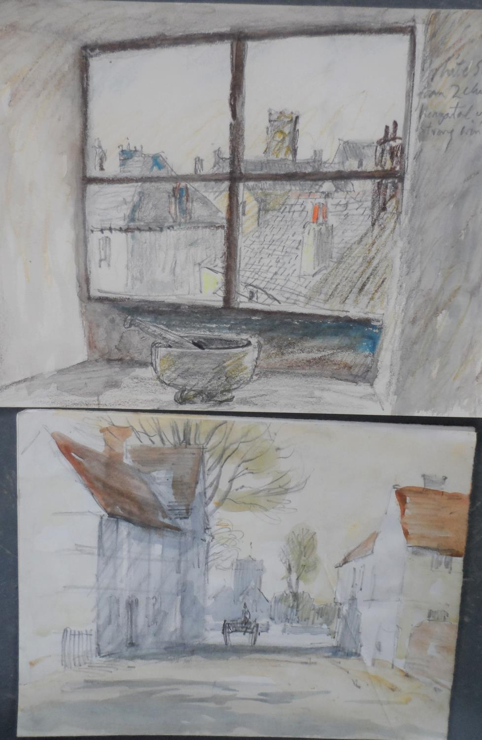Harry TOOTHILL (1917-2001), collection of 12 good quality unframed watercolours (12) - Image 2 of 6