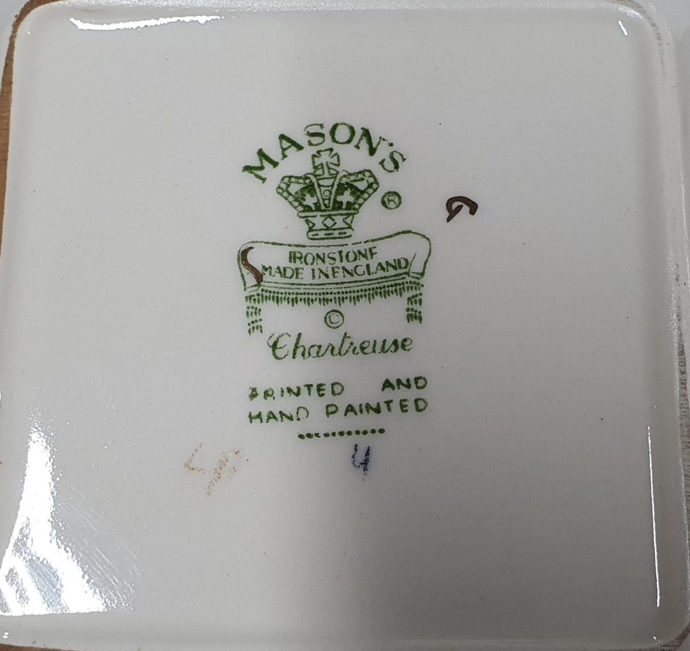 Good collection of Masons ceramics (Qty) - Image 4 of 4