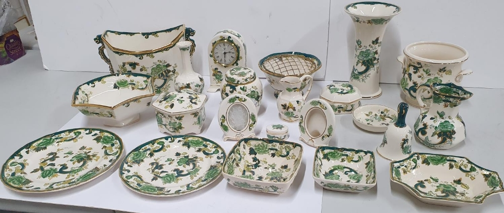 Good collection of Masons ceramics (Qty) - Image 3 of 4