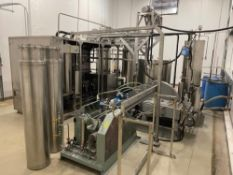 Unused- Shanghai Better Industry Co. Model SCFE-300L Supercritical CO2 Machine w/ CO2 Recovery Pump