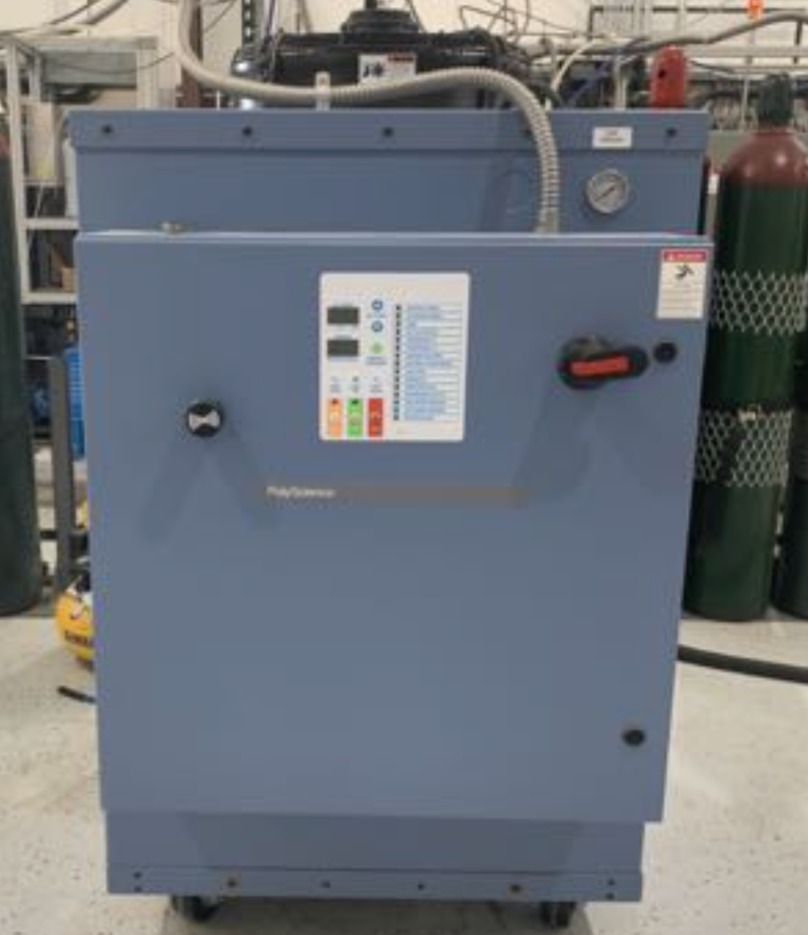 Used- ExtraktLAB Supercritical CO2 Extraction System with PolyScience Chiller Included. Model E-140 - Image 7 of 9