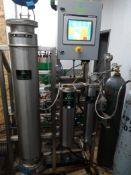 Used- Apeks Supercritical Co2 Extraction w/ Apeks diaphram compressor model 4100. Model 2000-20LDX.