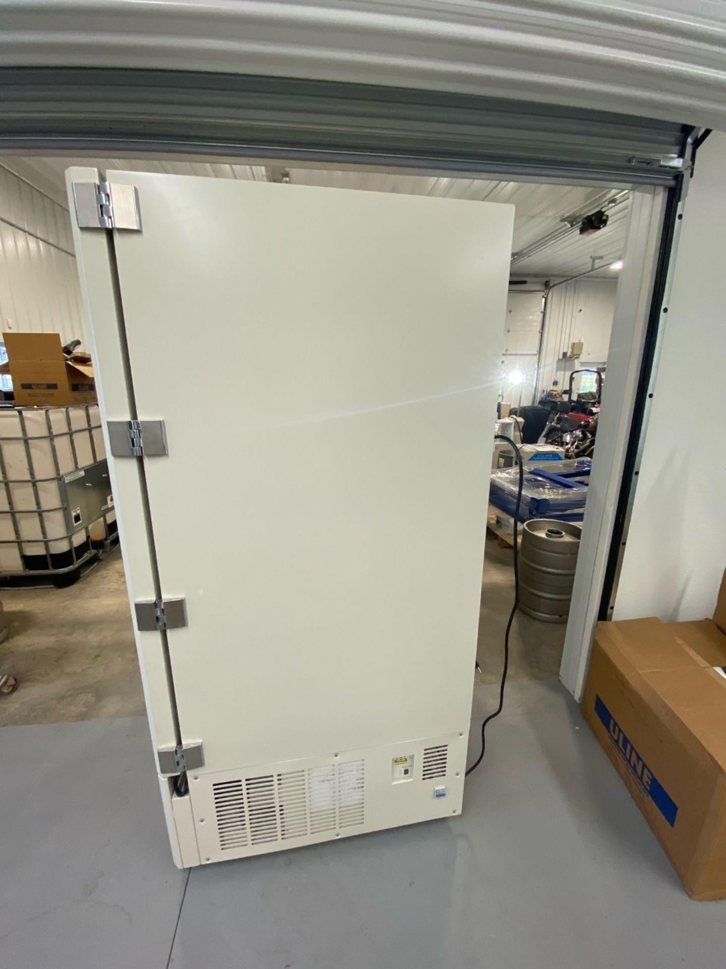 Used AI Glacier 27 CuFt -86C Ultra Low Freezer 110V. Model G27. TempRange: -40 to -86 Degrees C. - Image 3 of 8