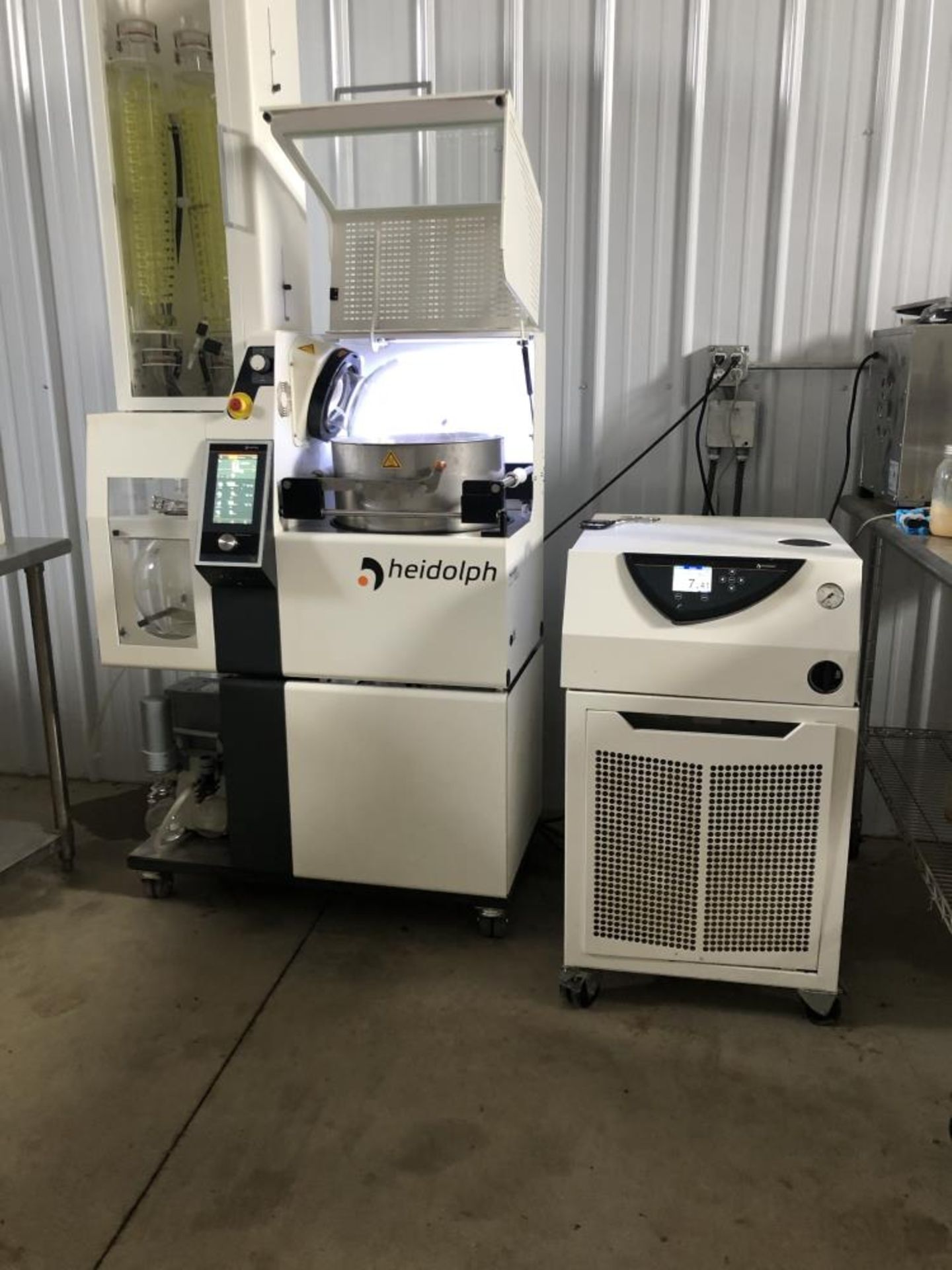 Used - MRX Supercritical CO2 Extractor Complete System. See details in description full inventory - Image 12 of 29