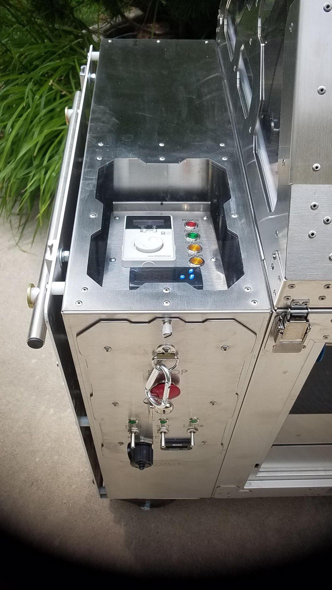 Unused/FactoryNew Revolution Cannabis & Hemp Flower Finisher System Model RDF 4300.100-200 lbs/8 hrs - Image 20 of 32