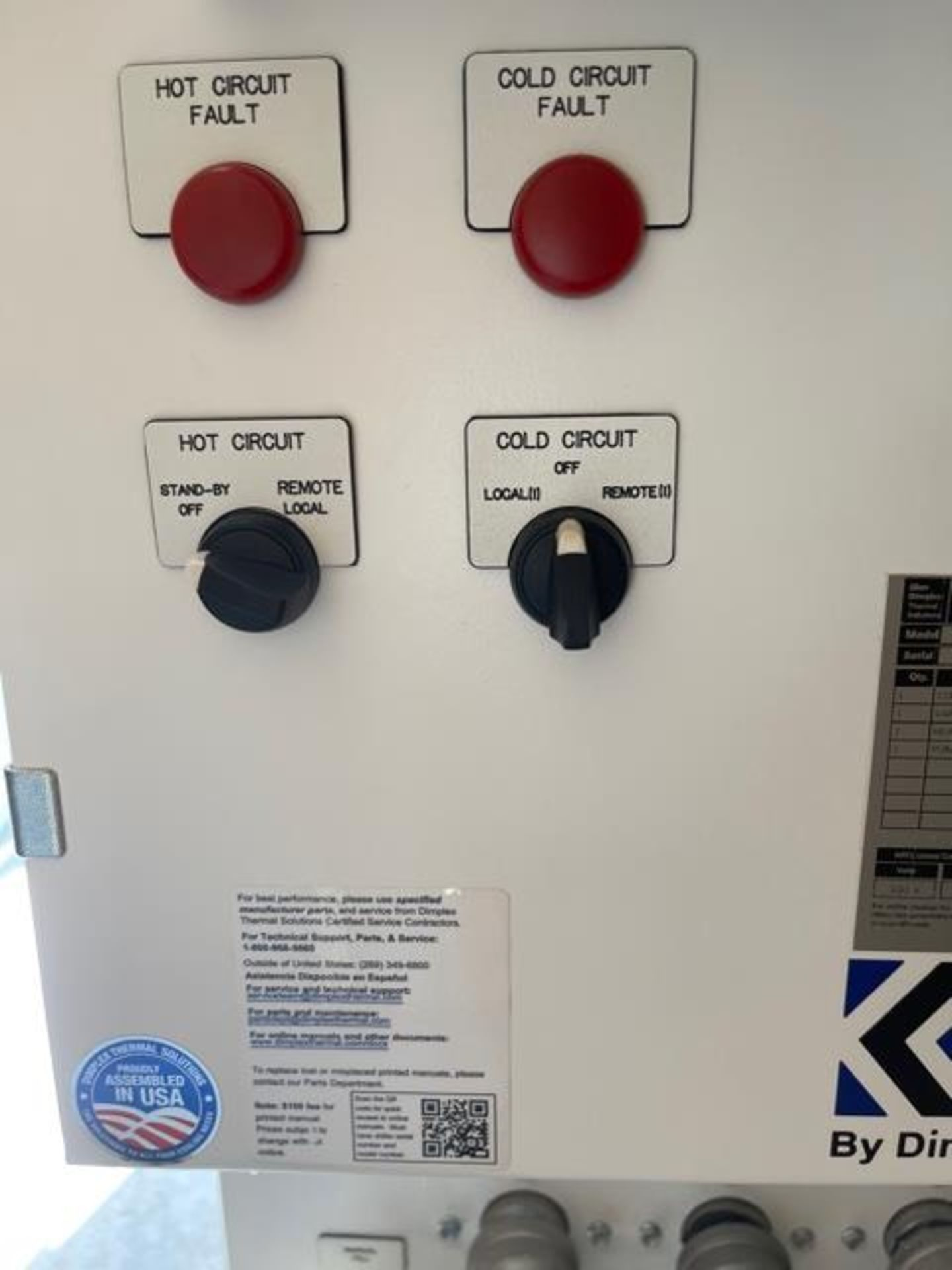 Used - MRX Supercritical CO2 Extractor Complete System. See details in description full inventory - Image 9 of 29