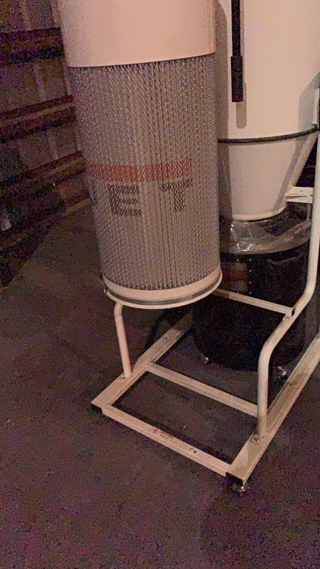 Used Granville Hemp Flower Extractor Includes: Hemp Flower Extractor w/ Vacuum & Conveying System - Image 12 of 17
