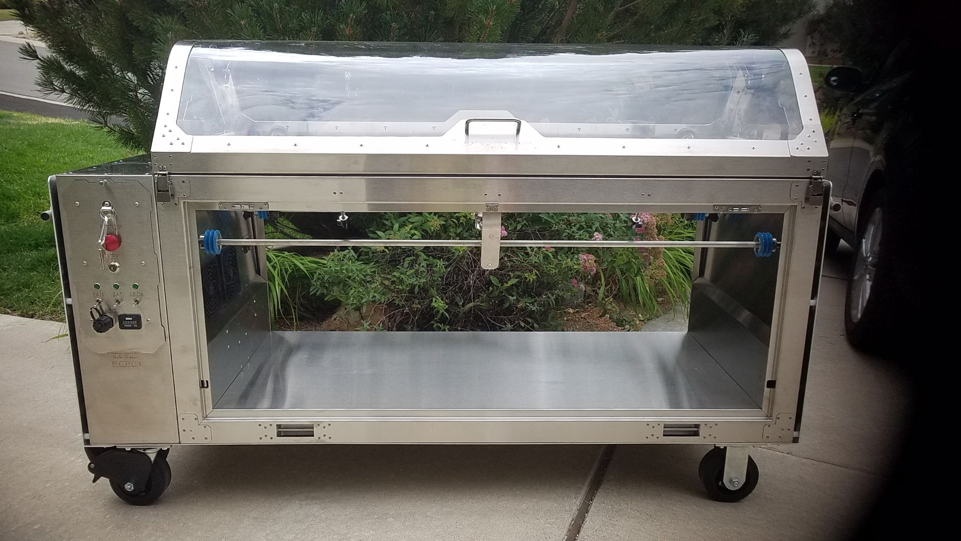 Unused/FactoryNew Revolution Cannabis & Hemp Flower Finisher System Model RDF 4300.100-200 lbs/8 hrs - Image 14 of 32
