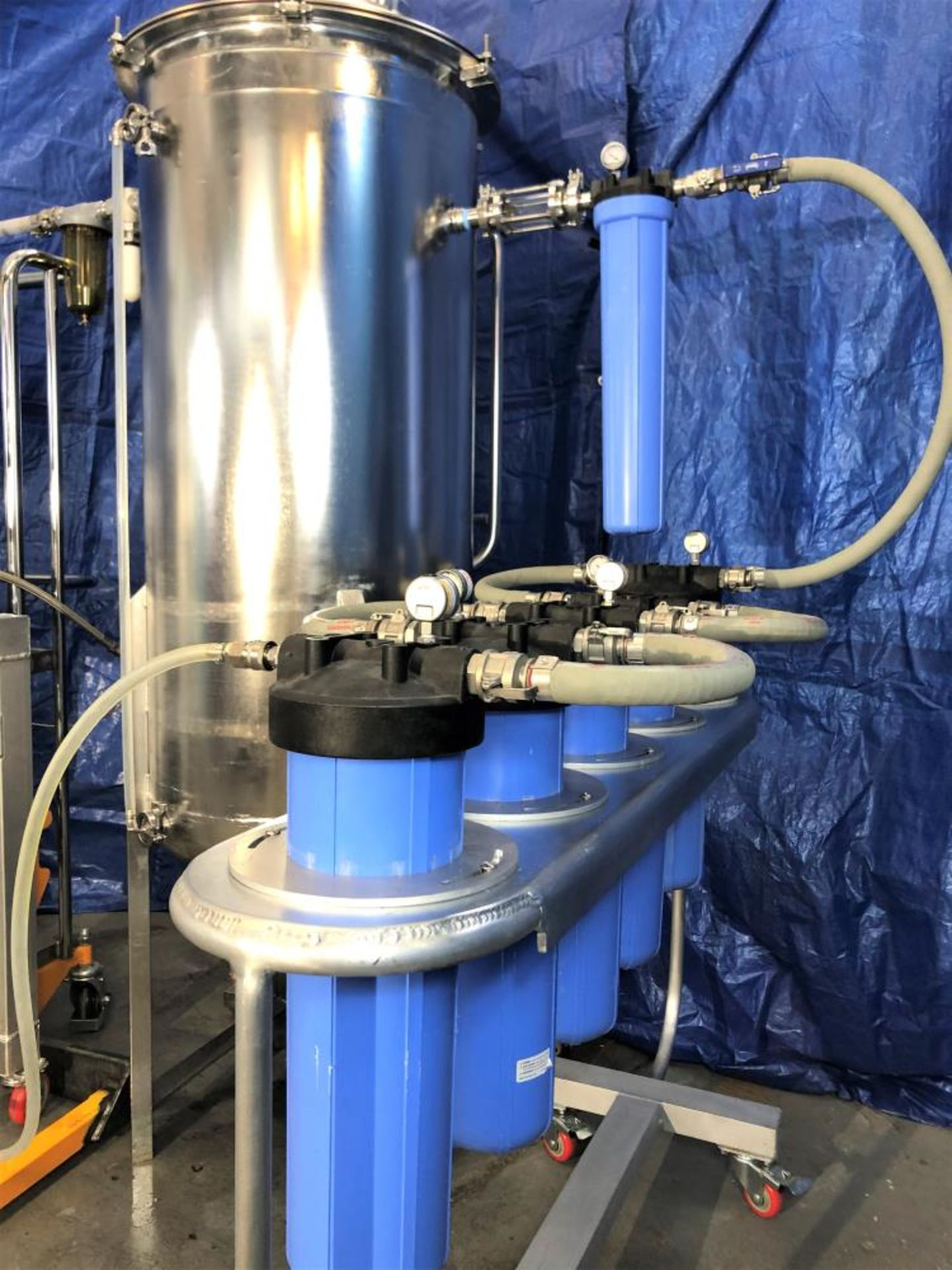 Used-Ultrasonic Ethanol Extractor, 20lb High Purity Extraction System for CBD/THC Extraction - Image 4 of 8