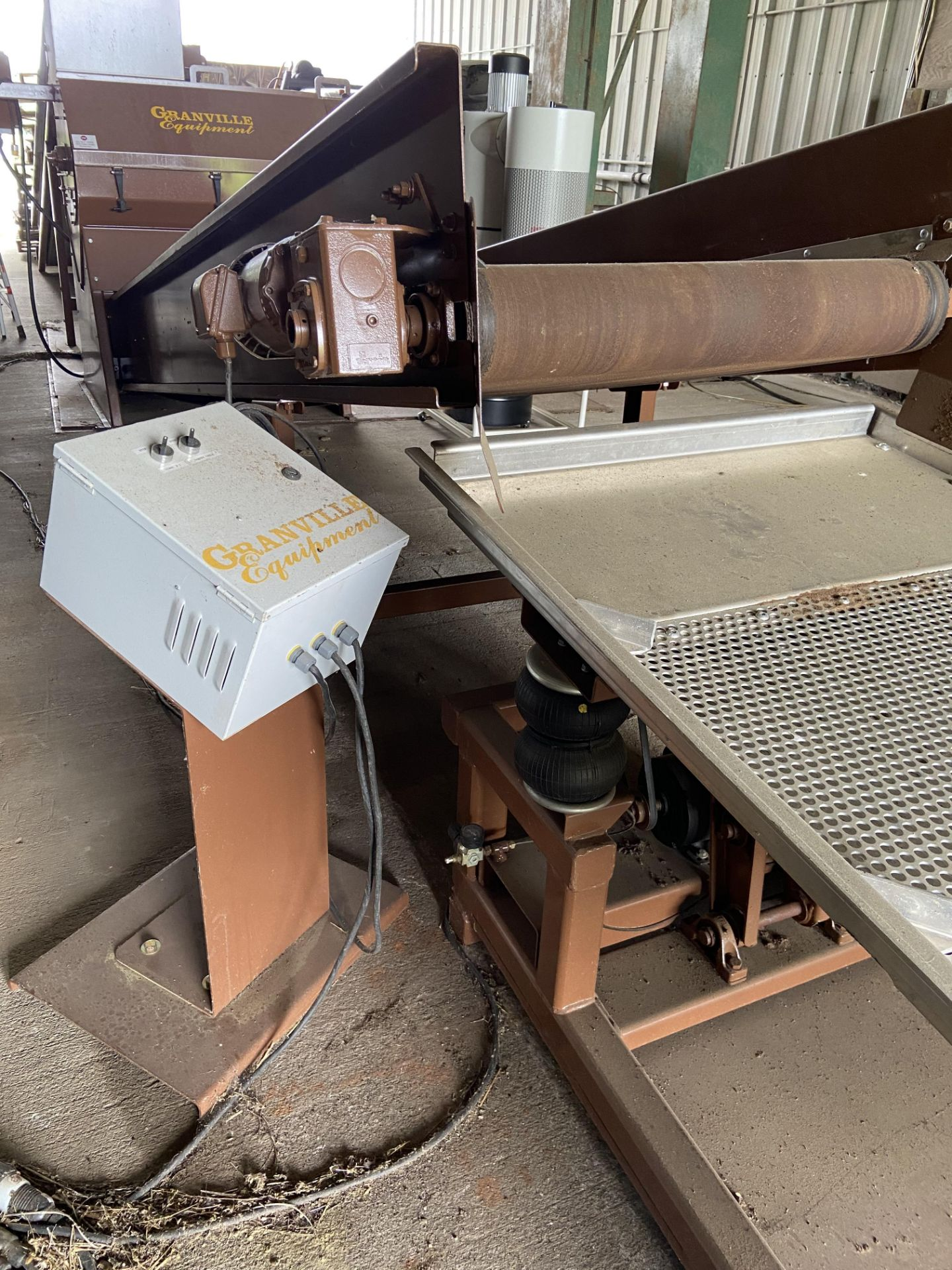 Used Granville Hemp Flower Extractor Includes: Hemp Flower Extractor w/ Vacuum & Conveying System - Image 16 of 17