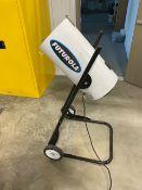 Used Futurola Original Shredder. Model FRS-110. Throughput: 0.7 lbs in 2 seconds w/ Adjustable Timer