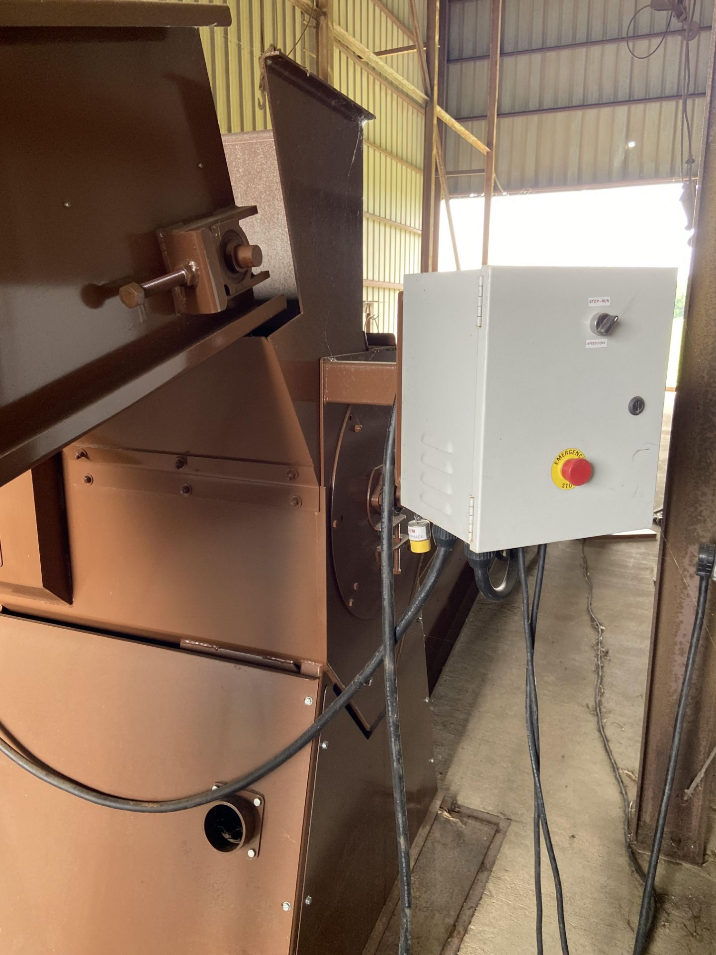 Used Granville Hemp Flower Extractor Includes: Hemp Flower Extractor w/ Vacuum & Conveying System - Image 14 of 17