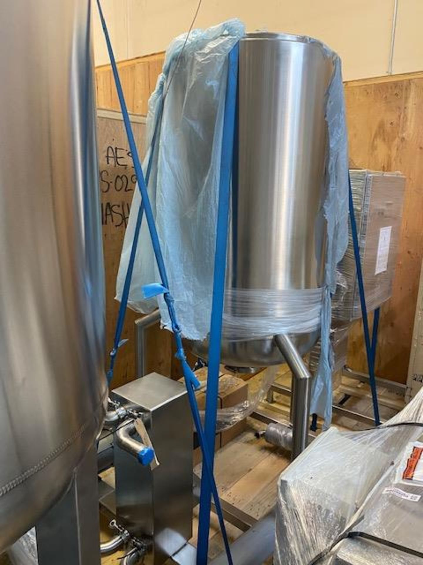 UNUSED/Still-In-Crate-Pinnacle Stainless Complete Extraction Bundle. LISTING HAS FULL INVENTORY. - Image 10 of 14