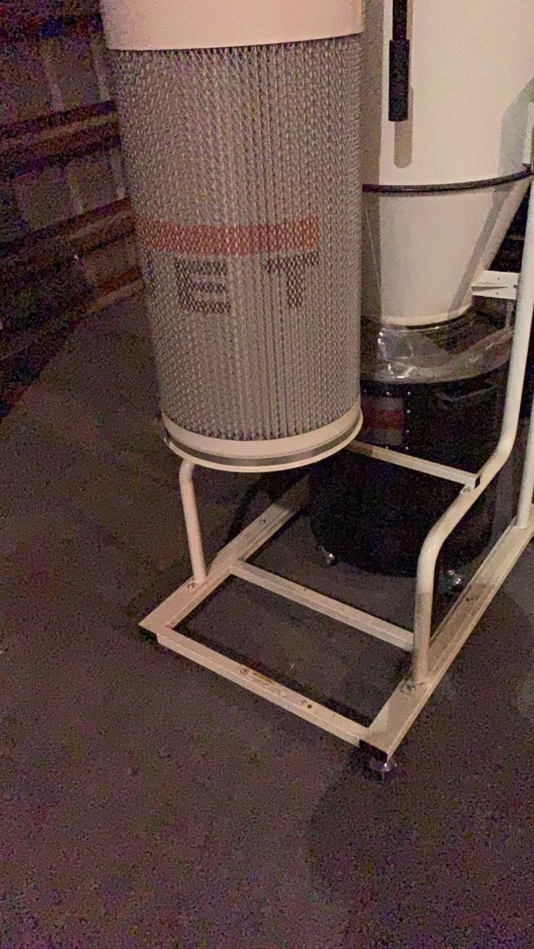 Used Granville Hemp Flower Extractor Includes: Hemp Flower Extractor w/ Vacuum & Conveying System - Image 11 of 17