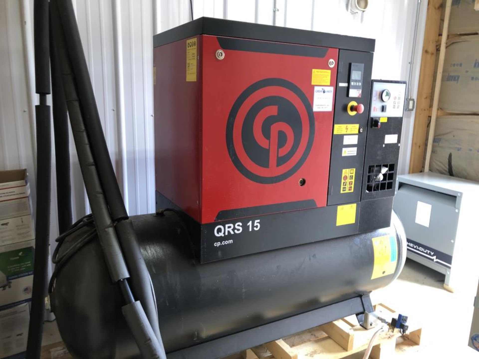 Used - MRX Supercritical CO2 Extractor Complete System. See details in description full inventory - Image 23 of 29