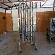 UNUSED/TESTED ONLY- K Trading Co. Ethanol Distillation & Recovery System. Model LPG5. 35-45 Gal/hr
