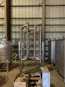 LOCATED IN SUFFOLK, VA- March Scientific Dual Stage Falling Film Evaporator Set Up. System includes: