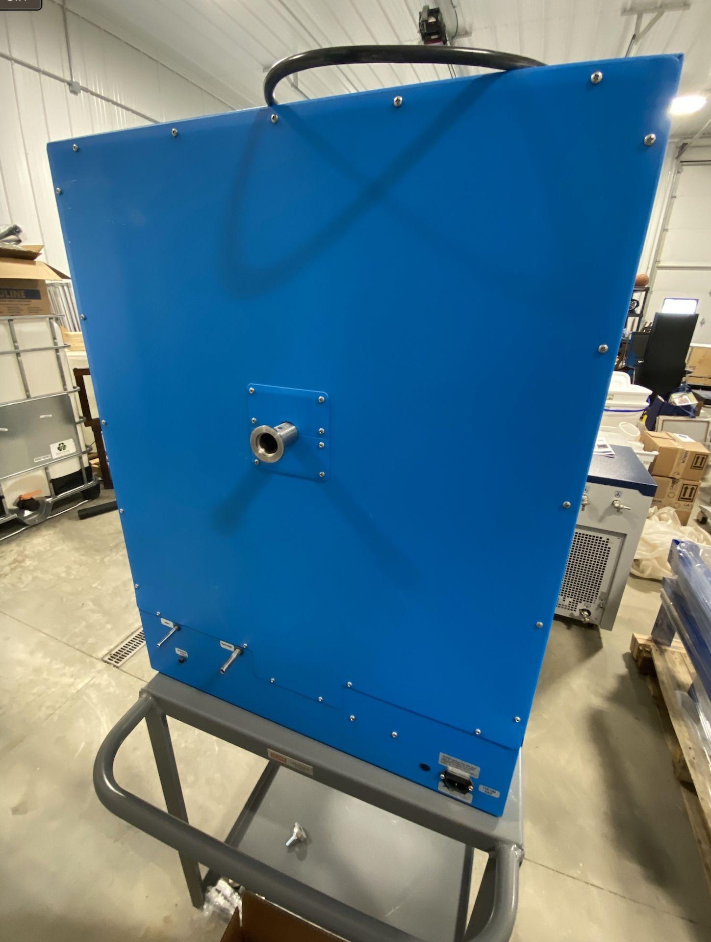 Used Cascade Sciences Standard Package Vacuum Oven. Model CVO-5 w/ Welch Vacuum Pump (2052C-02) - Image 2 of 4