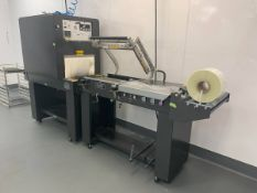 Used-Eastey Shrink Wrap L-Sealer and Tunnel.Performance Series. Model