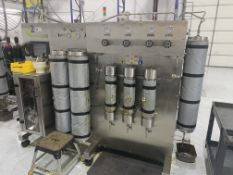 Used- ExtraktLAB Supercritical CO2 Extraction System NO CHILLER INCLUDED. Model E-140