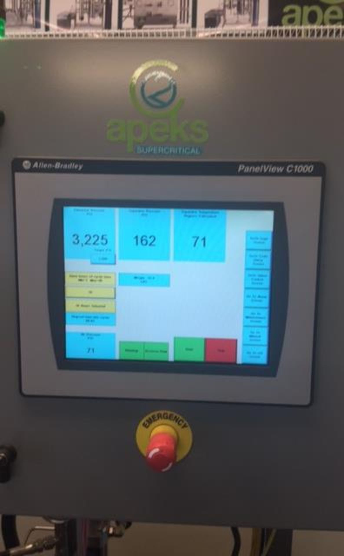 Used-Apeks 2x 5L 5000 PSI 5L Extraction System. Holds up to 3 lbs of dry/ground material - Image 4 of 6