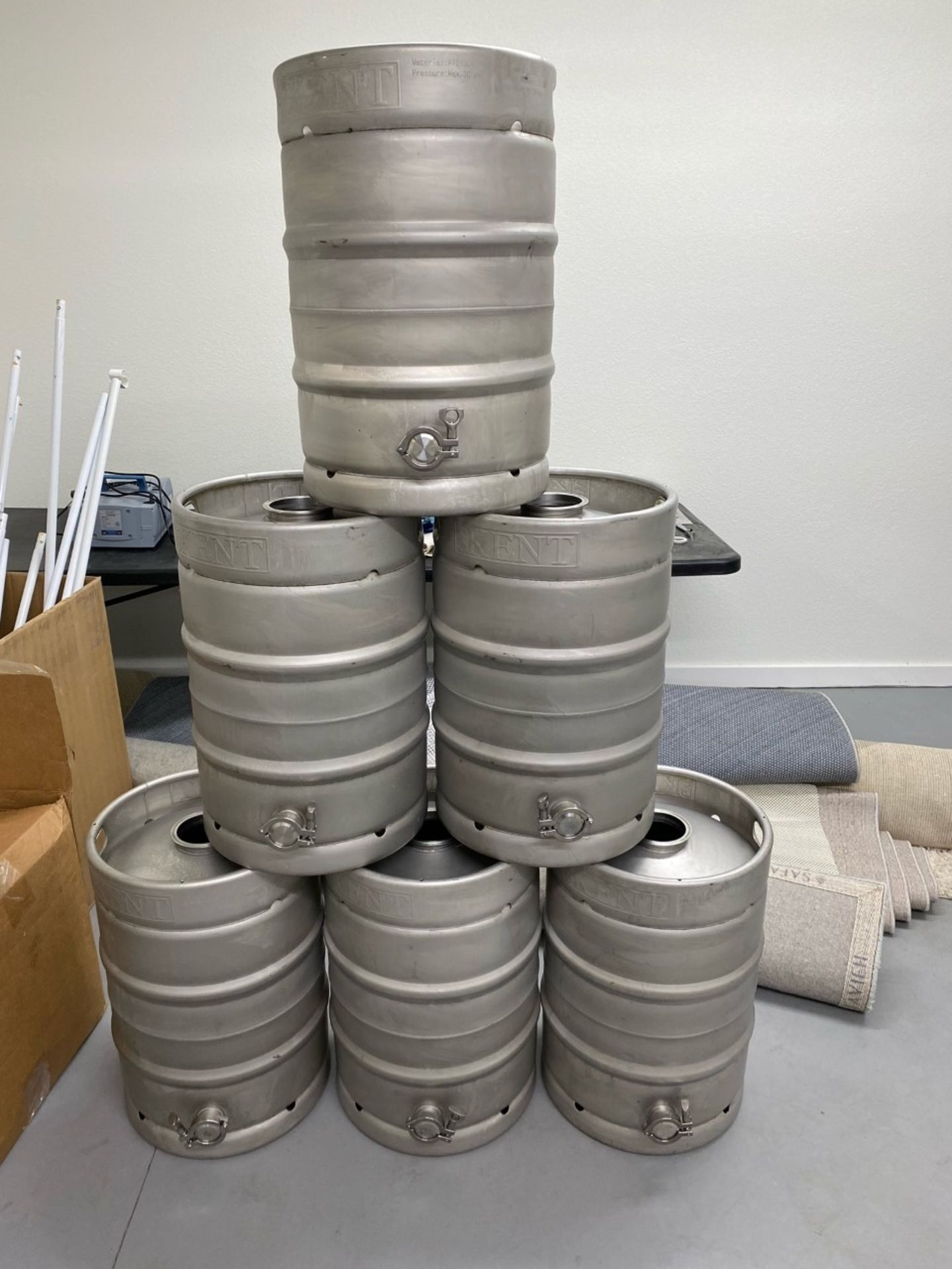 Used- Delta Separations CUP-15 Ethanol Alcohol Extraction System, Capacity: 8-14 lbs per Batch - Image 5 of 5