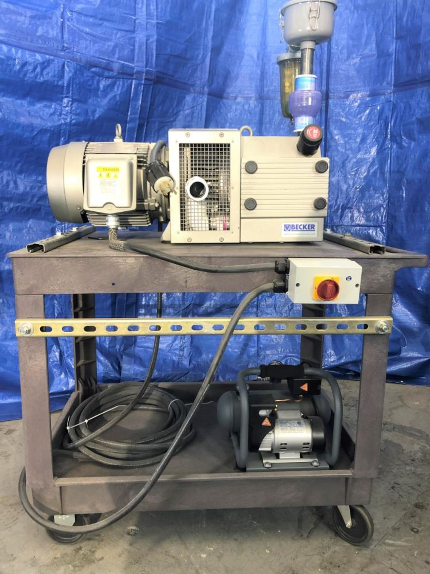 Used-Ultrasonic Ethanol Extractor, 20lb High Purity Extraction System for CBD/THC Extraction - Image 6 of 8