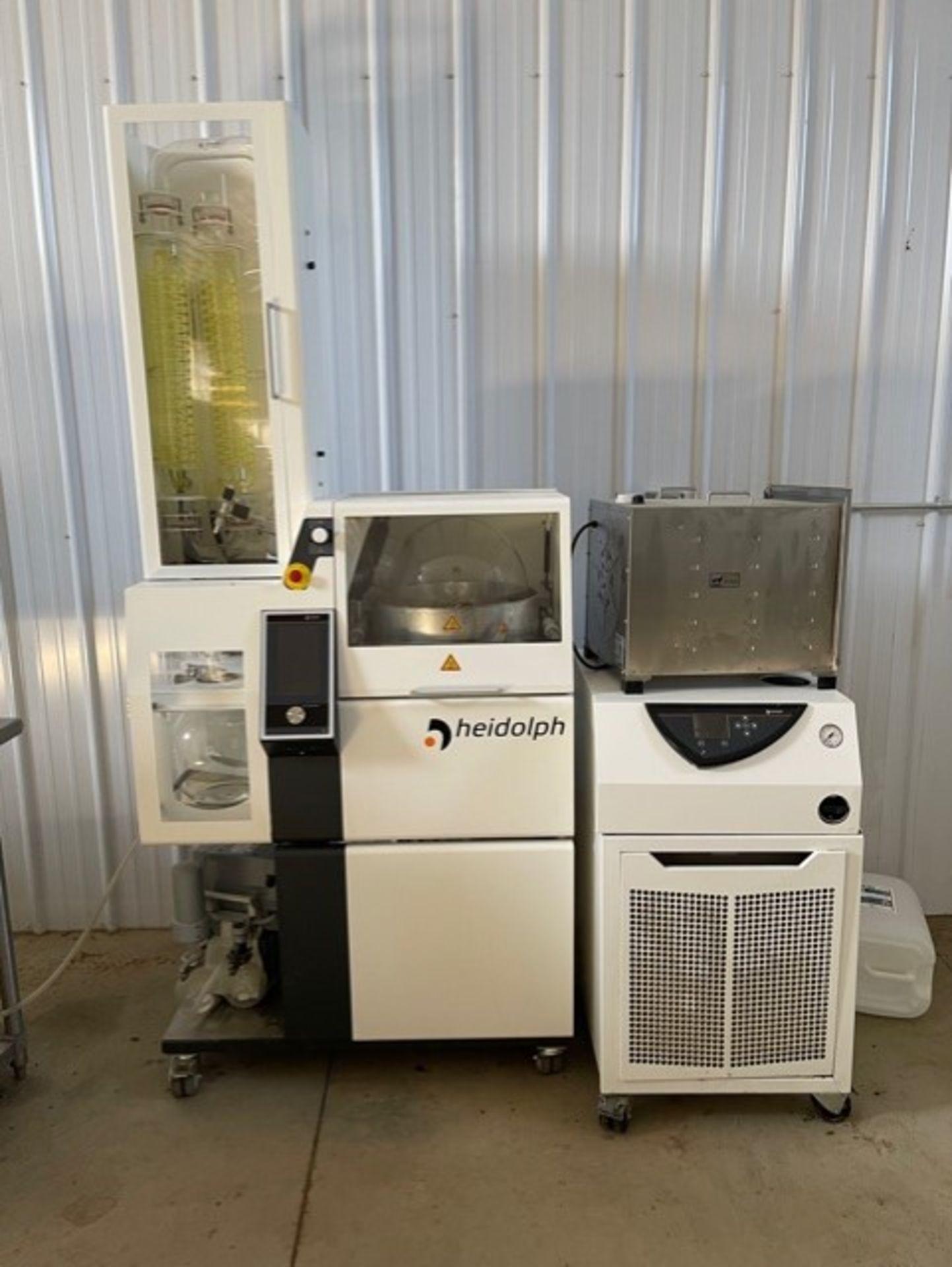 Used - MRX Supercritical CO2 Extractor Complete System. See details in description full inventory - Image 11 of 29