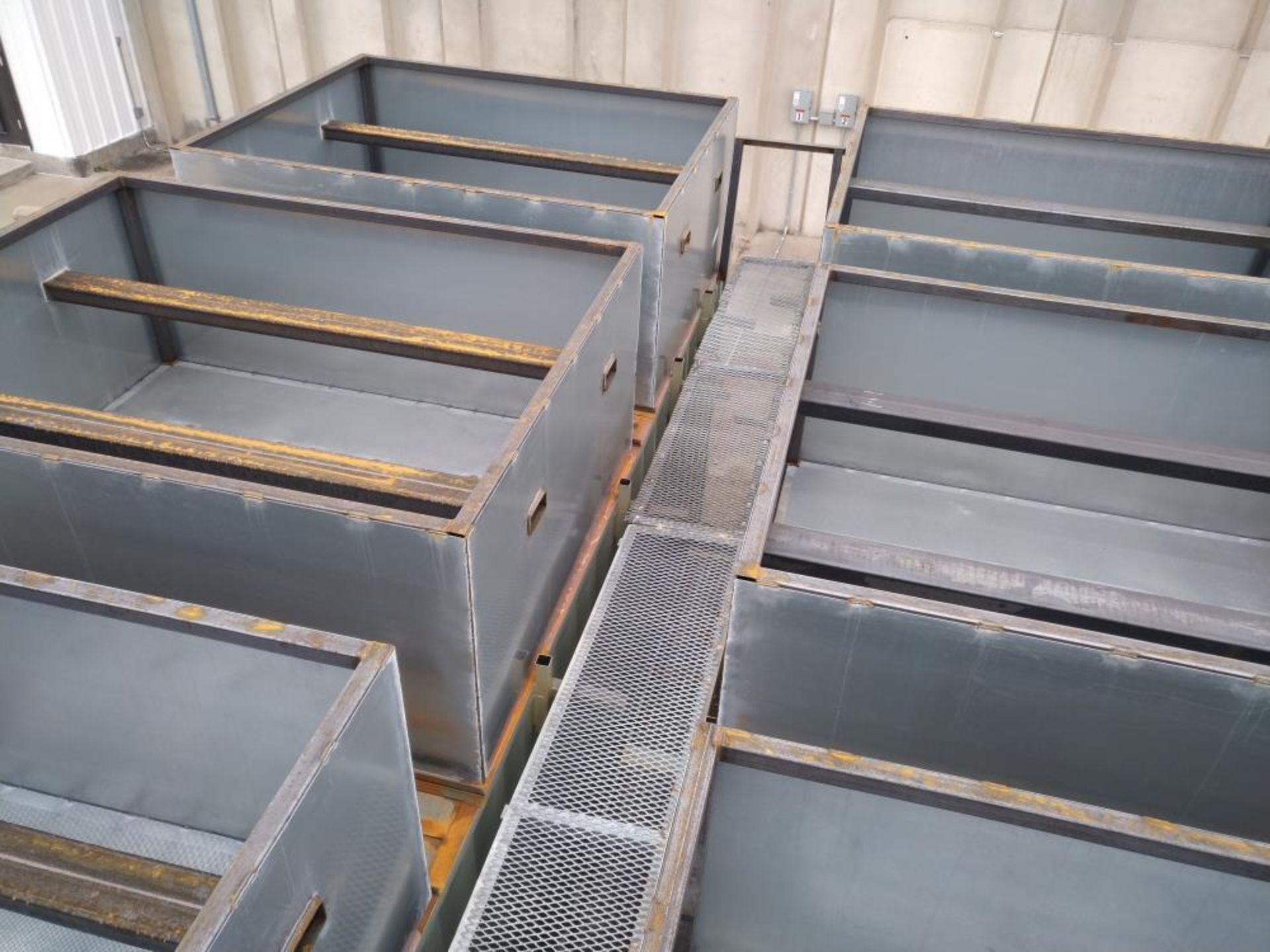 Used- Custom Made Hemp Dryer. Burners deliver 2 million BTU/hr - Image 3 of 4