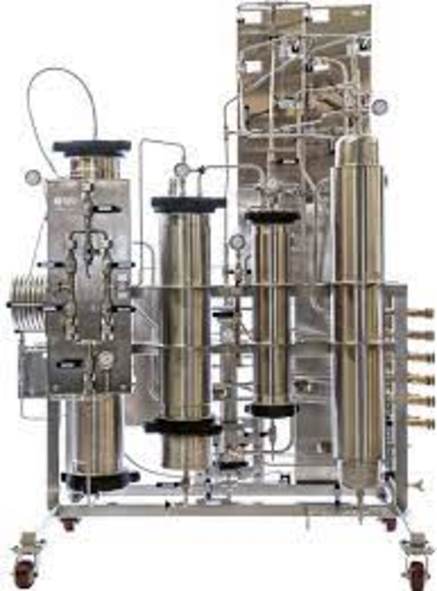 Used Eden Labs FX2 Hi-Flo 20 Liter 2,000 psi CO2 Extractor w/ Large Self-Sufficiency Kit Included - Image 4 of 6