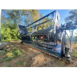 """Used-Formation AG CleanCut Harvester. Model Clean Cut 1550. 15' cutting width, 50"""" belt."""