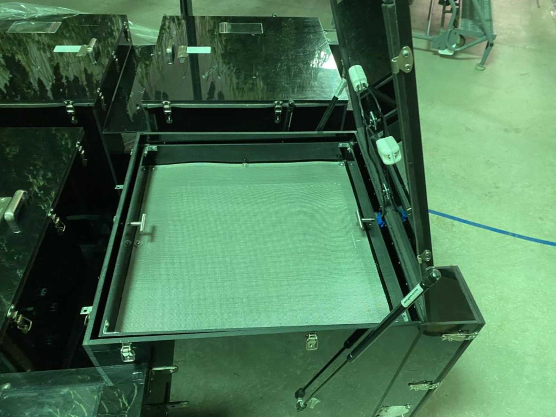 LOCATED IN ROCHELLE, IL- Used Agron Auto Cure XL Curing Chamber for Cannabis Flower. Model XL.40 - Image 3 of 4