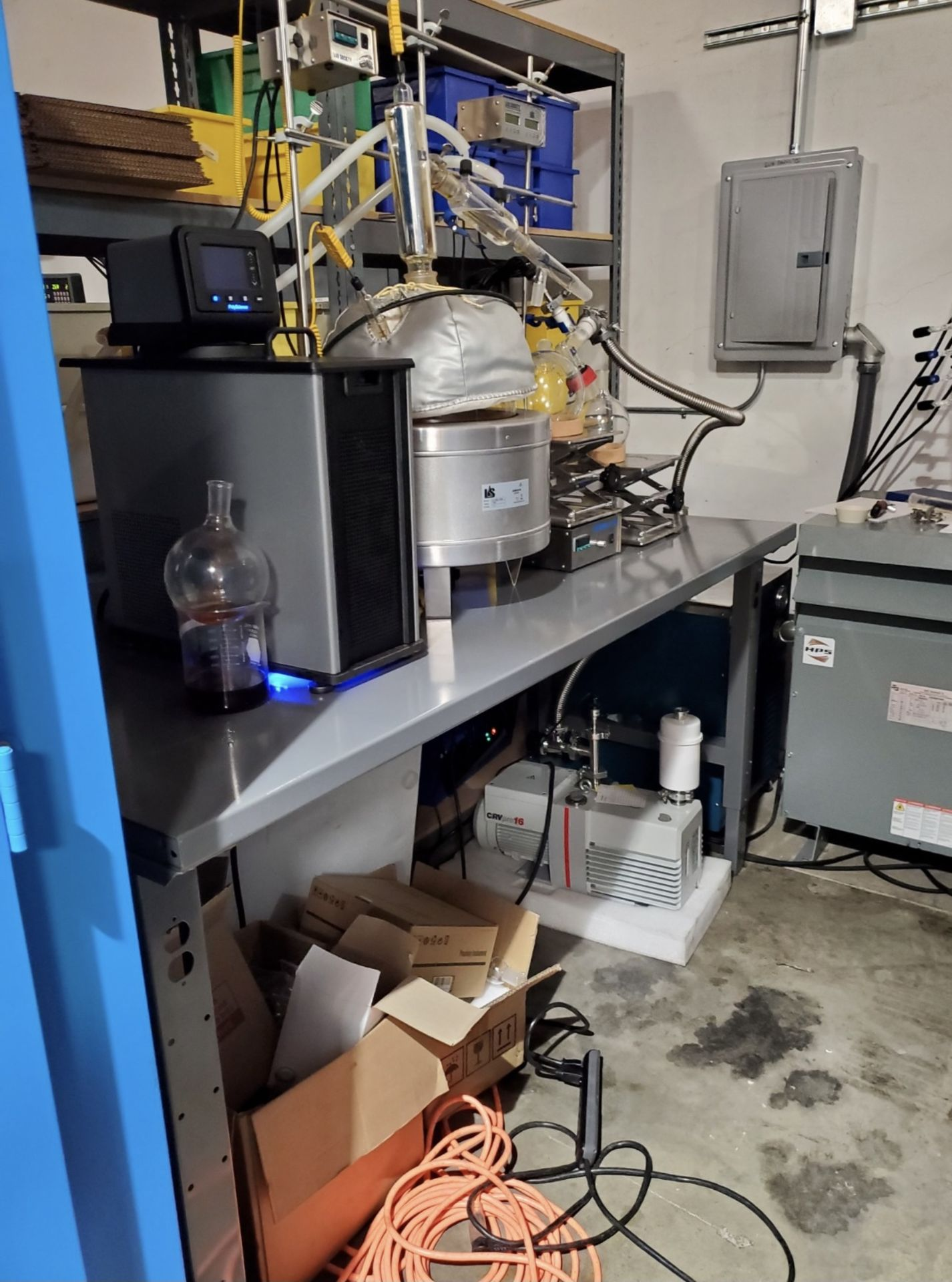 Used- Lab Society Short Path Distillation Kit. 12L Full Bore. Model - Image 3 of 4