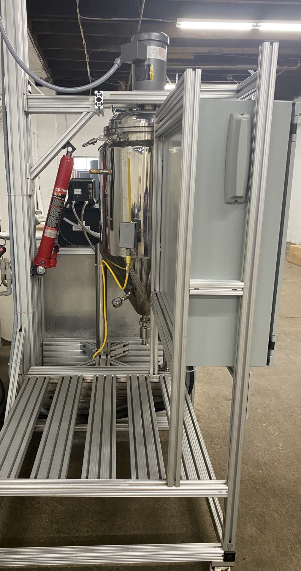 ***RESERVE LOWERED*** Used REM Technologies THC Remediation System. Model D970L. Software driven. - Image 3 of 4
