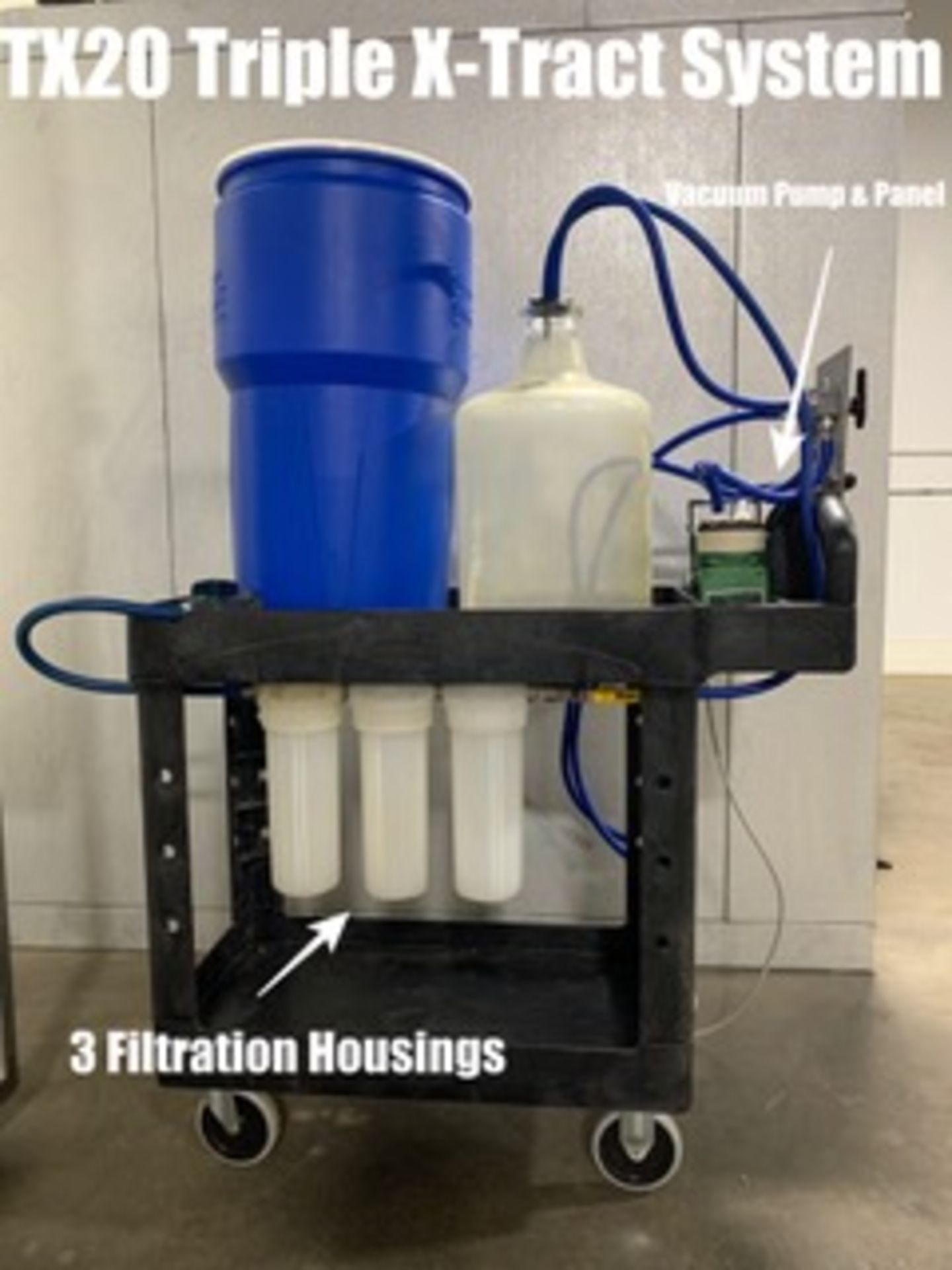Used-Colorado Extraction Systems SprayVap System w/TripleXtract System. Model SV20. - Image 3 of 27