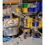 Used- Lab Society Short Path Distillation Kit. 12L Full Bore. Model