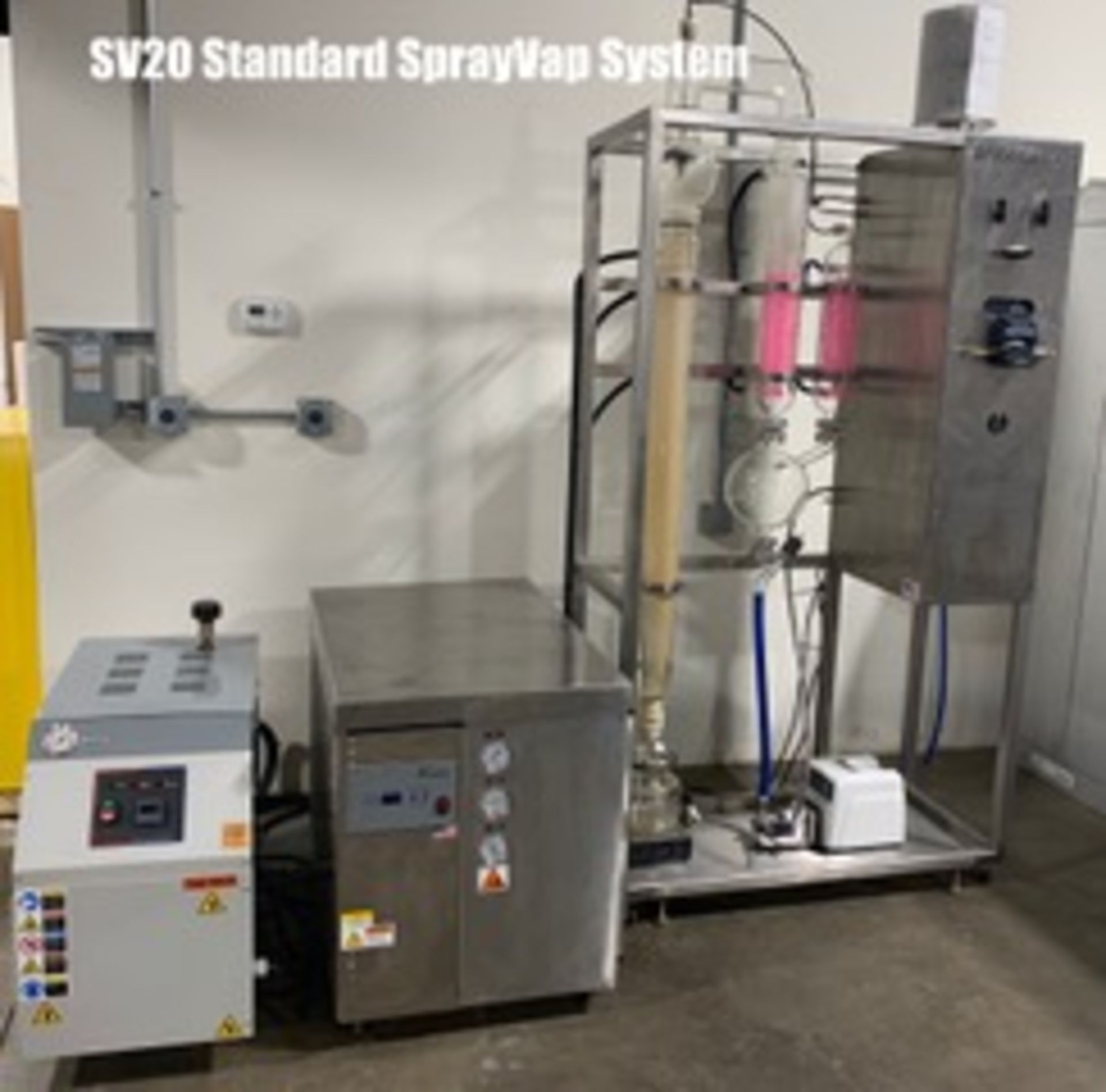 Used-Colorado Extraction Systems SprayVap System w/TripleXtract System. Model SV20. - Image 5 of 27