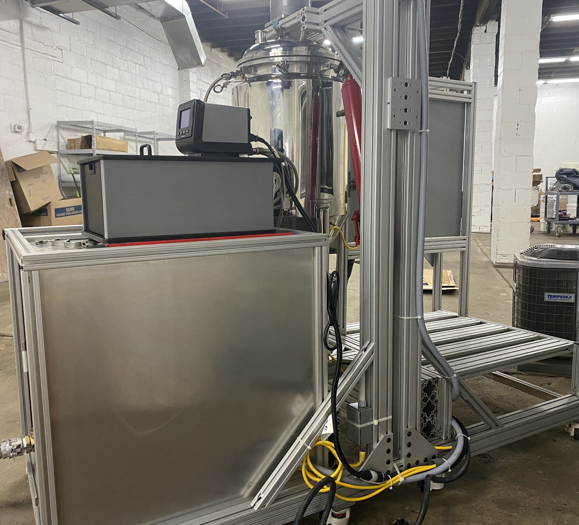 ***RESERVE LOWERED*** Used REM Technologies THC Remediation System. Model D970L. Software driven. - Image 2 of 4