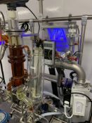 Used/Refurbished- Root Sciences Wiped Film Short Path Distillation Automated System. Model VKL70-5RS