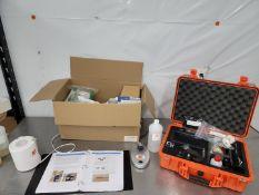 Used-Orange Photonics LightLab Cannabis Analyzer Model LL02. Analyzes flower/concentrates/tinctures
