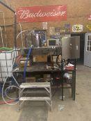 Used Henan Lanphan Industry Co. Hemp Extraction Centrifuge. Model PP-45. 20 lbs per batch