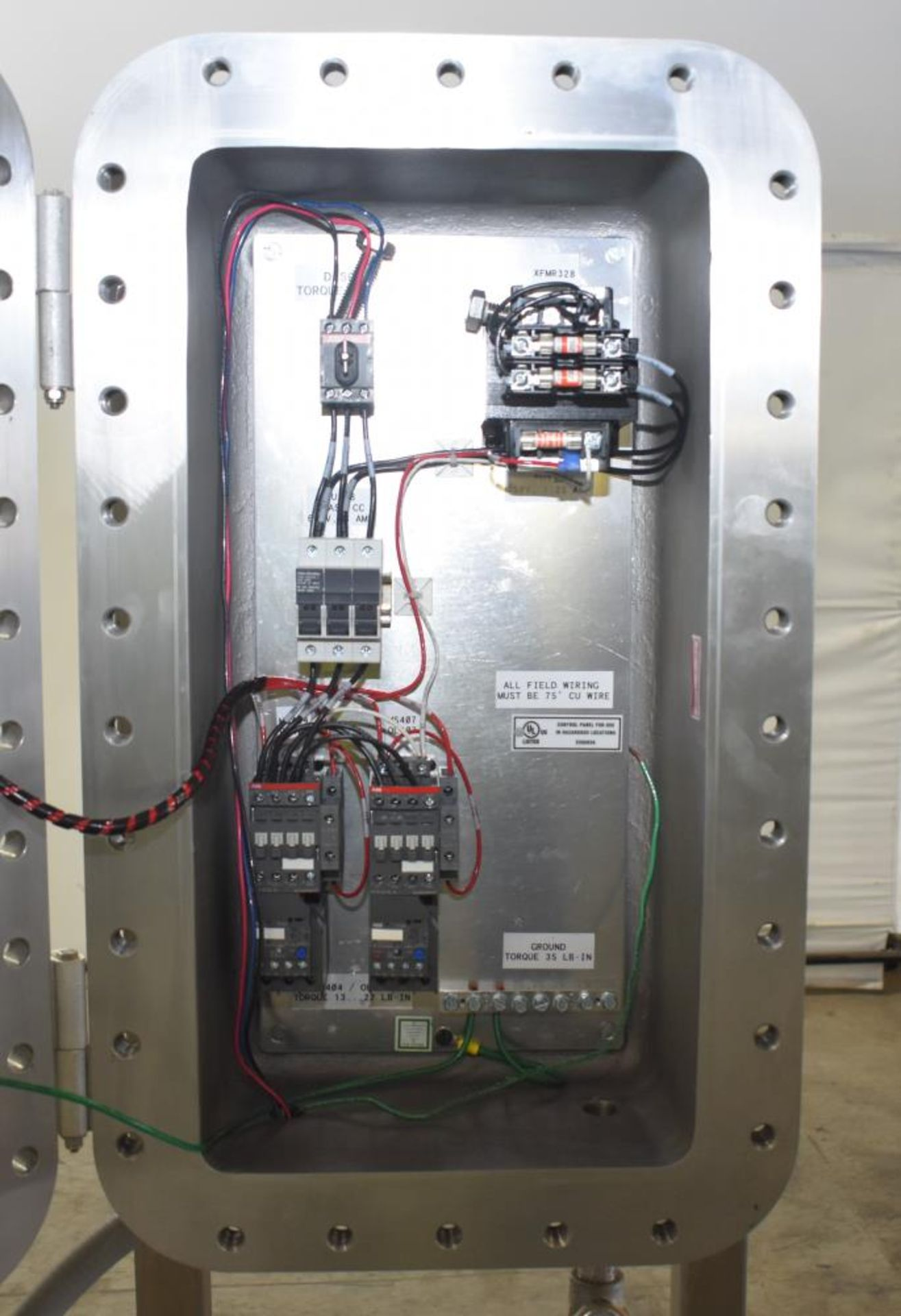 *** NO RESERVE***Used- Pinnacle Stainless Alcohol Extraction Skid. Model AES252. - Image 20 of 29