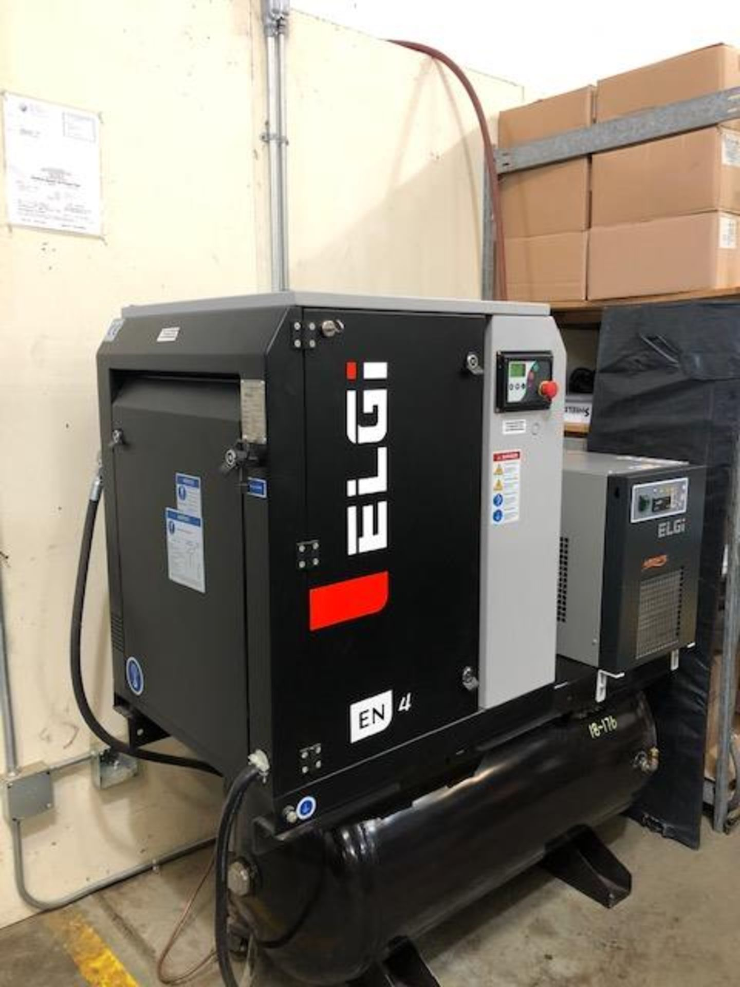 Used-Green Vault Systems Precision Batcher for Batching & Packaging Flower w/ Air Compressor - Image 8 of 23