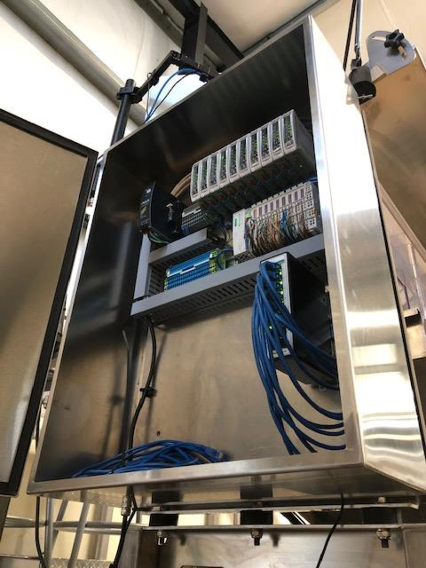 Used-Green Vault Systems Precision Batcher for Batching & Packaging Flower w/ Air Compressor - Image 19 of 23
